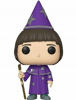 FUNKO POP Stranger Things Will the Wise SOFT VINYL ACTION FIGURE NEW