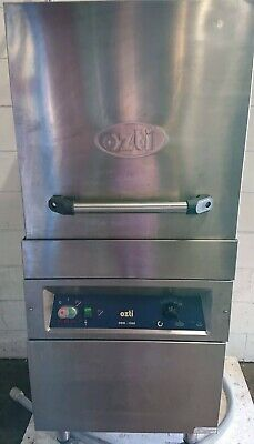 OZTI MADE IN TURKEY NEW COMMERCIAL Cafe Restaurant PASS THROUGH Dishwasher 3ph