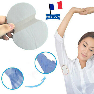 Lot de Patchs aisselles invisible anti transpiration auréoles anti trace patch