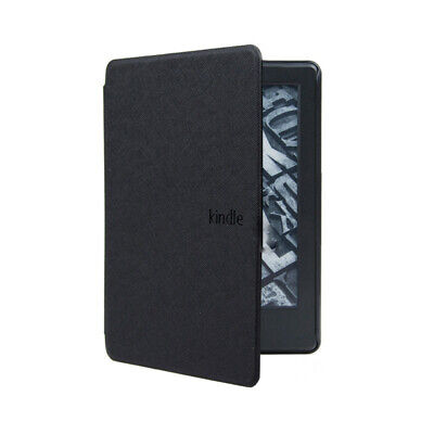 For All New Kindle Paperwhite 4 2018 Smart Leather Sleep Awake Flip Cover Case