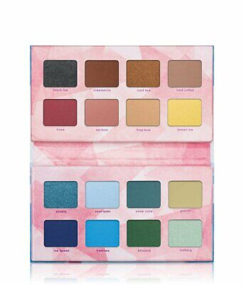 "ESSENCE ""Crystal Iced""  eyeshadow palette (16 shades)  NEU&OVP"
