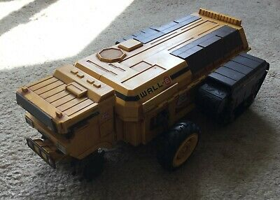 Disney Pixar Wall E Truck Vehicle Toy Thinkway Toys Wall-E Sounds Working