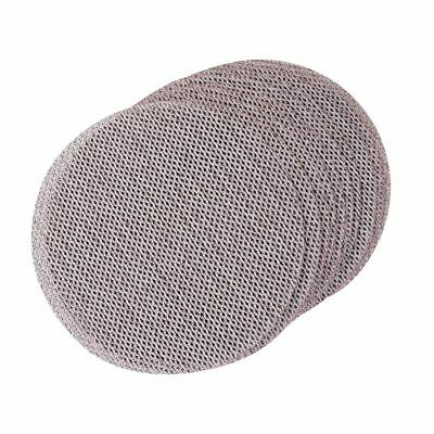 Triton 489403 100 Grit Hook & Loop Mesh Sanding Disc 150mm 10pk