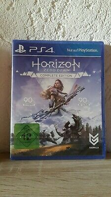 In Folie! - Horizon Zero Dawn Complete Edition - PlayStation 4 PS4
