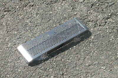 Yamaha Xjr1200 Xjr 1200  Stainless Oil Cooler Cover