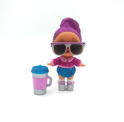 LOL Surprise Doll Big Sister Eye Spy Series 4 Figure Toy Under Wraps BLING QUEEN