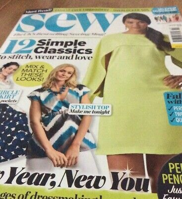 Sew Magazine - Issue 119. No Free Gifts