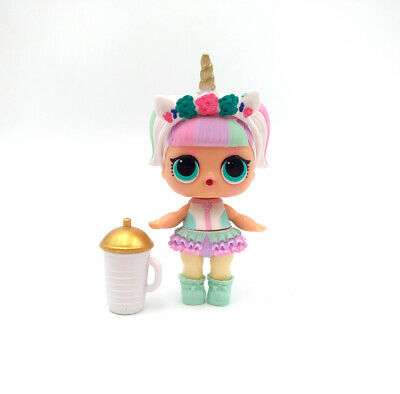 LOL Surprise Doll UNICORN Figure Series 3-012 Confetti Pop Wave 2 Color Change