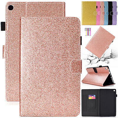 For Amazon Kindle Paperwhite 1 2 3/HD8 2018 Case Smart Leather Wallet Flip Cover