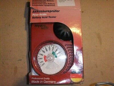 Hydrovolt,Unitec 74274 battery acid tester  measuring device for acidity
