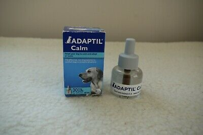 Adaptil Calm 30 Day Refill ( 48ml ) Relieves Stress In Dogs