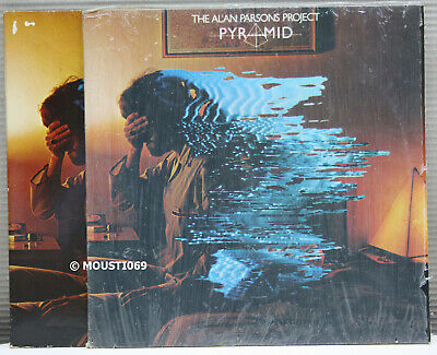 THE ALAN PARSONS PROJECT 2 for price 1 - Pyramid (1 excellent condition)