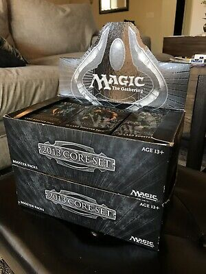 1x Magic the Gathering MTG M13 Core Set 13 2013 New Factory Sealed Booster Pack
