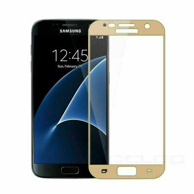 New Full Cover Tempered Glass Film Screen Protector For Samsung Galaxy J7 PRO