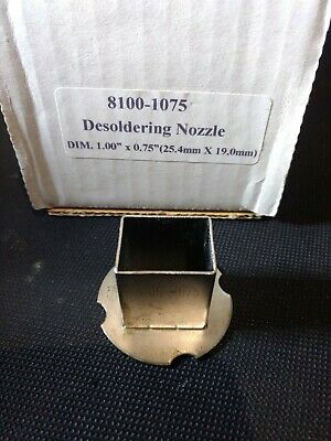 APE South Rework Nozzle #8100-1075 Chipper/ChipMaster/Bandit, & Sniper Series