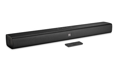 JBL Bar Studio 2.0 Channel Sound Bar with Bluetooth  JBLBARSBLKAS