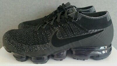 Nike Air Vapormax Flyknit Black Anthracite Mens Trainers All Sizes