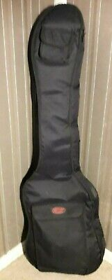 Stagg-Electric Guitar (Or Electric Bass)Black / Padded 48.Inches Gig Bag-Ex