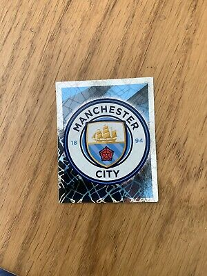 Topps Merlin premier league 2019 Sticker #199 Manchester City