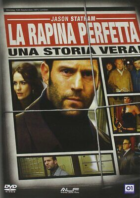|144226| Rapina Perfetta (La) - Bank Job (The) [DVD] Italian Import