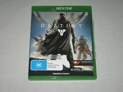 Destiny - Xbox One - PAL - Game + Booklet - VGC