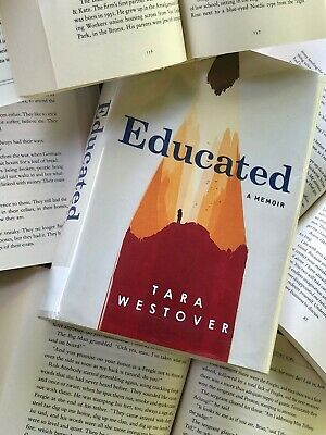 Educated : A Memoir by Tara Westover (Pdf-eb00k-fast delivery)