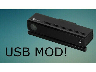 Kinect usb mod windows 10 scanner 3D