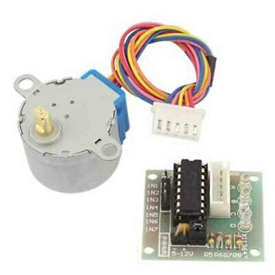 5x DC5V Stepper Motor 28BYJ-48 + ULN2003 Driver Test Module Board For Arduino