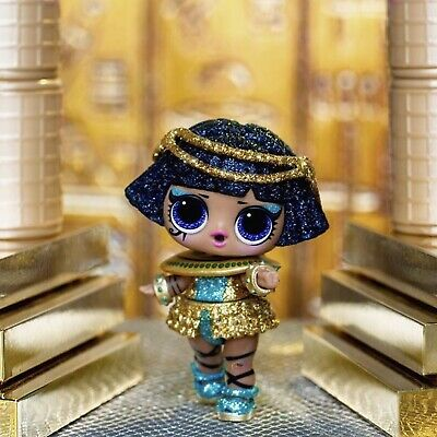 LOL Surprise Sparkle Glitter Series Pharaoh Pharoah Babe Baby New Sealed in Ball