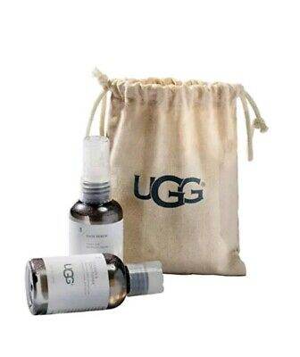 NEW UGG Care Travel Kit - Shoe Renew and Cleaner & Conditioner Bottles 2 oz Each