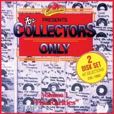 For Collectors Only: Rarities, Volume 1 (2-CD)