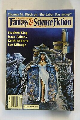 The Magazine of Fantasy and Science Fiction February 1981 - Stephen King