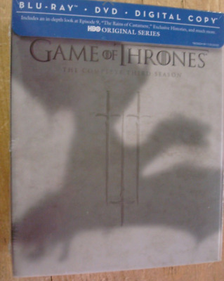 Game of Thrones: Complete Third Season [Blu-ray]