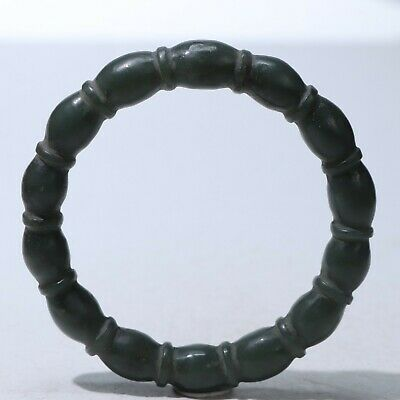 Chinese Exquisite jade Carved jade Bracelet
