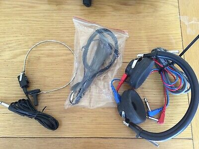 Standard audiometer Transducers TDH39 B71 And PRS all Tested Working