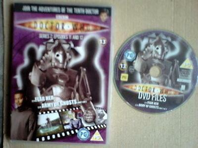 Doctor Who Series 2 Episodes 11 & 12 (DVD - 2008)
