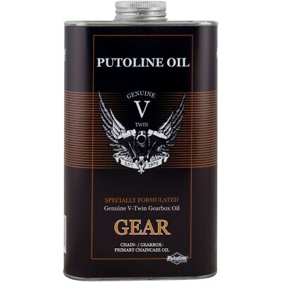 Putoline Genuine V-Twin Gear Gearbox Oil Getriebeöl 1 Liter