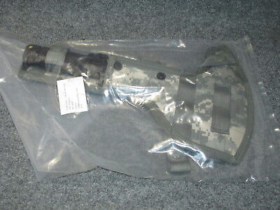 NEW U.S. Army Issue Ontario OKC Spec Plus SP-16 SPAX Tactical Axe Survival Tool