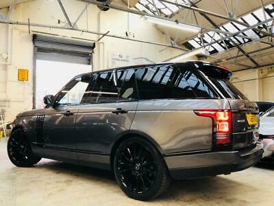 2015 Land Rover Range Rover 3.0 TD V6 Vogue SUV 5dr Diesel Automatic 4X4 (s/s)