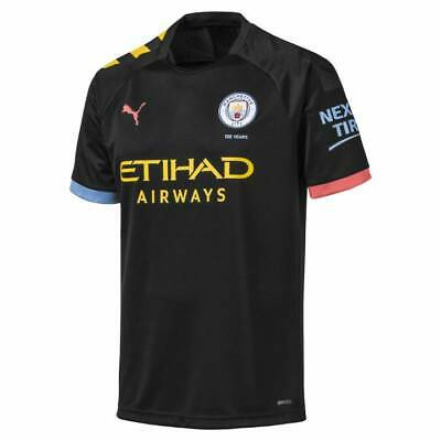 Puma Manchester City Away Shirt 2019/20 - Mens