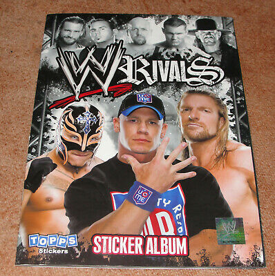 WWE Rivals  Sticker 50 Tüten Topps /