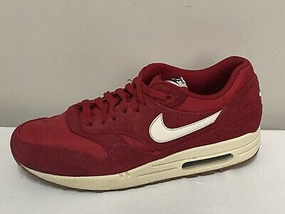 Trainers Uk 5 Size Essential Max Suede 842 Nike Gym Air 1 Red htQdCxsr