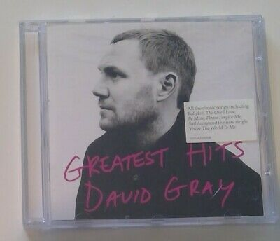 David Gray - Greatest Hits (2007) CD