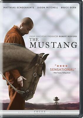 The Mustang [DVD] [2019]