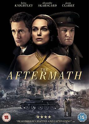 The Aftermath [DVD] [2019] NEW AND SEALED.