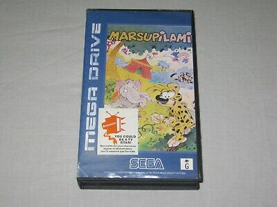 Marsupilami - SEGA Mega Drive - Case/Sleeve Only - No Game - PAL