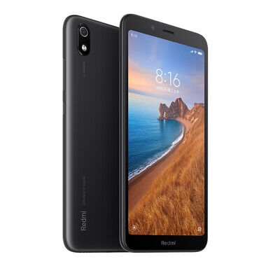 Xiaomi Redmi 7A Smartphone 4G 4000mAh Global Version 2GB + 16GB Dual SIM Black