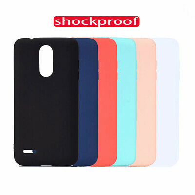 For LG K9 K11 K30 K8 K10 2017 Shockproof Soft Ultra Slim Silicone TPU Case Cover