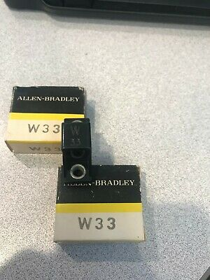 Allen-Bradley W33 Thermal Overload Relay Heater Element