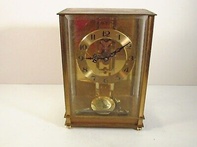 S Haller / Germany  Clock - 0 Jewels  - For Parts